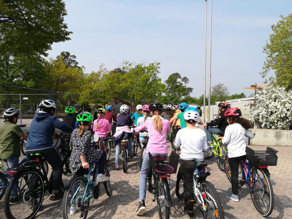 Fahrradprojekt Mai 2019