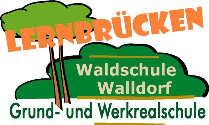 Logo Lernbrücken Waldschule